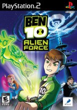 Carátula de Ben 10: Alien Force - PS2