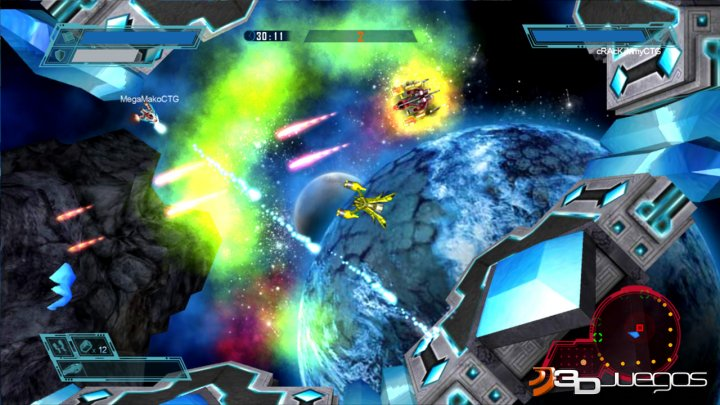 Shred Nebula - An�lisis