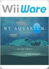 Carátula de My Aquarium - Wii