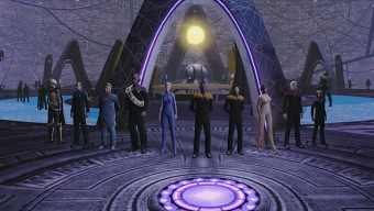 Video Star Trek Online, Tráiler de Anuncio Consolas