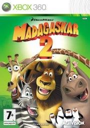 Carátula de Madagascar 2 - Xbox 360