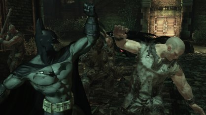 Batman Arkham Asylum Xbox 360