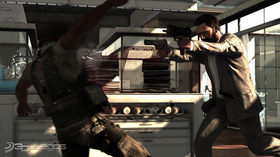 Max Payne 3 - Impresiones Exclusivas
