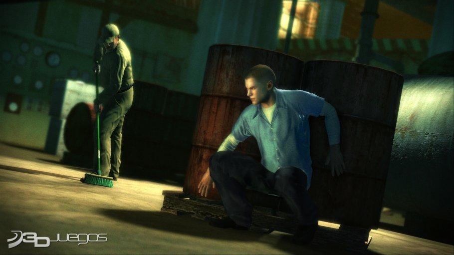 Prison Break - Primer contacto