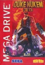 Carátula de Duke Nukem 3D - Megadrive