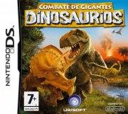 Combate de Gigantes: Dinosaurios DS
