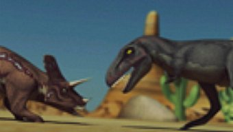 Video Combate de Gigantes: Dinosaurios, Trailer oficial 1