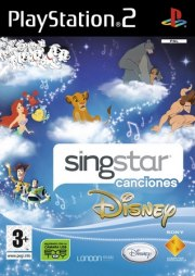 Singstar canciones Disney