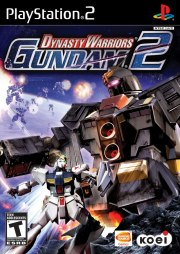 Carátula de Dynasty Warriors: Gundam 2 - PS2