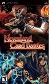 Carátula de Neverland Card Battles - PSP
