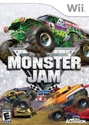 Carátula de Monster Jam Urban - Wii