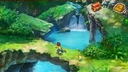 Ni no Kuni The Another World DS