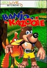 Carátula de Banjo-Kazooie - Xbox 360