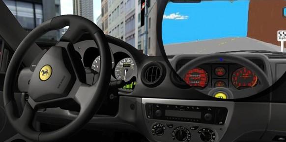 El afán del primer Test Drive por la vista desde el interior del vehículo para contribuir a la inmersión fue un precedente inevitable para Forza o Gran Turismo.