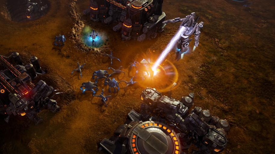 El equipo de Petroglyph estrenó recientemente el notable Grey Goo. Un gran juego de estrategia en tiempo real que recupera la mejor esencia Command & Conquer.