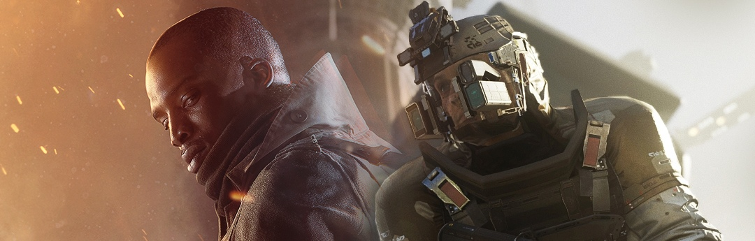 La Guerra en 2016: Battlefield y Call of Duty