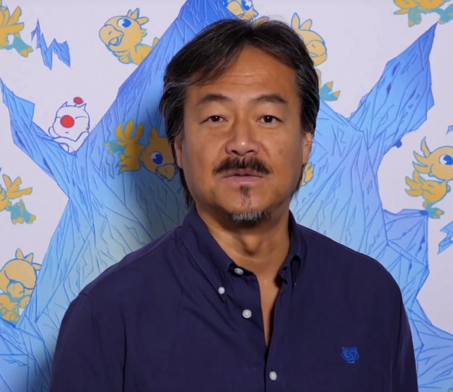 Hironobu Sakaguchi es el padre de Final Fantasy. No hace demasiado contó que sigue considerando a la serie como un hijo, y a pesar de la distancia (dejó Square Enix en 2003) sigue vinculado a sus antiguos compañeros de trabajo.
