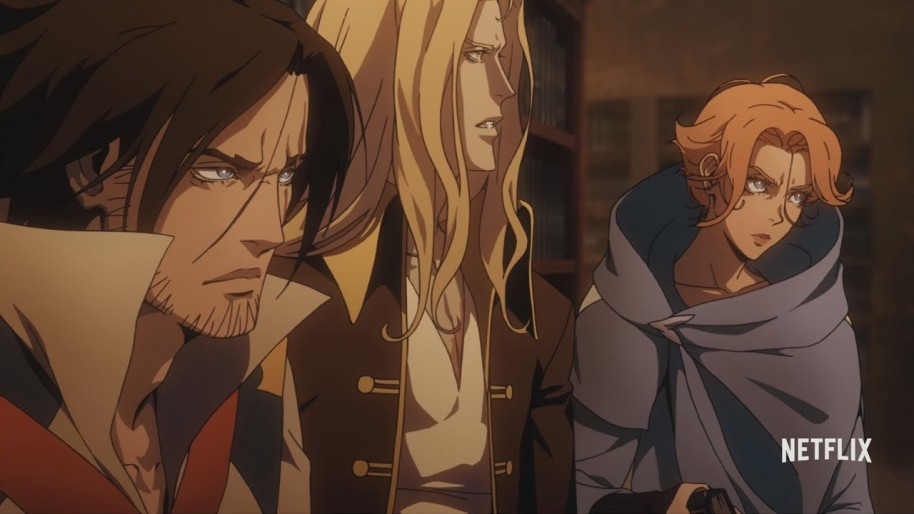 A pesar de las nuevas subtramas, la parte más interesante de la historia sigue siendo la del triplete protagonista original