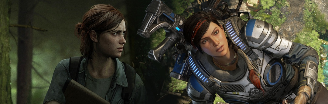 El arma secreta de The Last of Us 2 y Gears 5: ¿Qué tienen en común?