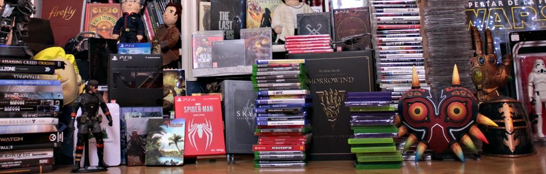 10 consejos para empezar a coleccionar videojuegos