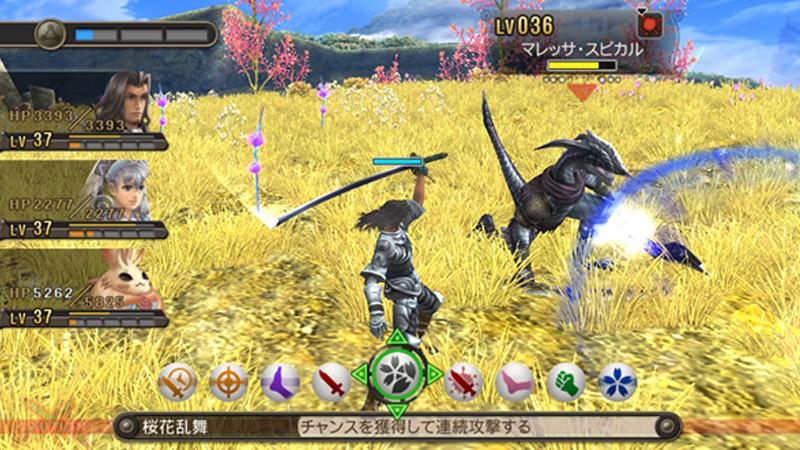 El mundo de Xenoblade Chronicles es uno de los más grandes que jamás ha dado un J-RPG, con una escala descomunal.