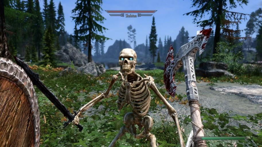 El combate es una de las cosas que más deben evolucionar en el nuevo The Elder Scrolls.