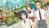 La película de Ni No Kuni de Netflix no es ni Ghibli ni Your Name, pero lo intenta