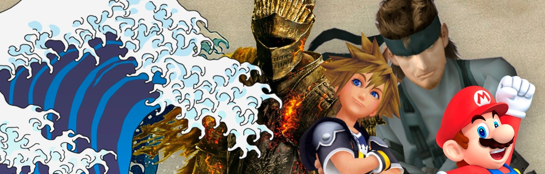 ¿Por qué la narrativa de los videojuegos japoneses y occidentales es tan diferente?