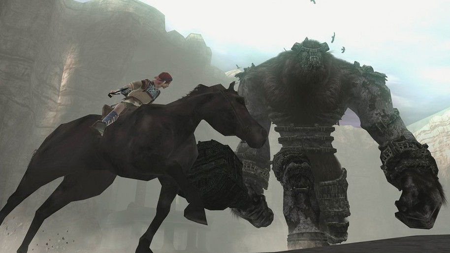Shadow of the Colossus puso al límite las posibilidades de PS2. Fue un videojuego memorable.