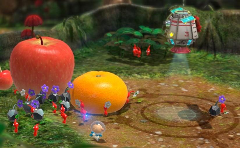 Pikmin fue una de las últimas creaciones propias de Miyamoto, un título muy diferente de los anteriores, al animarse con la estrategia.
