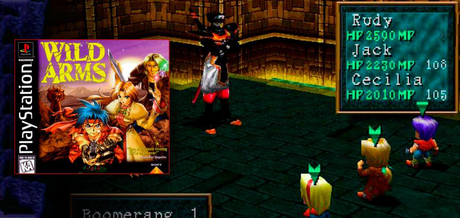 Sus gráficos en 2D parecen una versión mejorada del encanto de la generación anterior a PSX.   El juego nos permite utilizar a sus tres protagonistas (Rudy, Jack y Cecilia), cada uno con habilidades únicas.