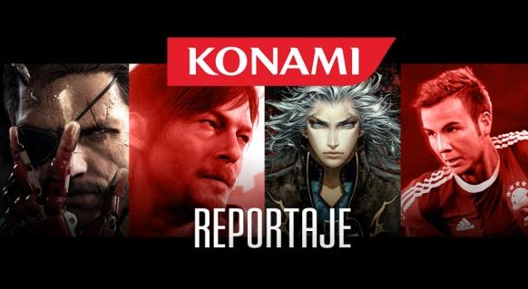 Reportaje de Las Alas de Cera de Konami