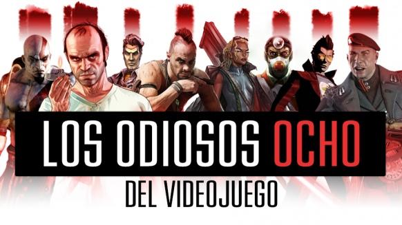 Reportaje de Los ODIOSOS 8 del Videojuego
