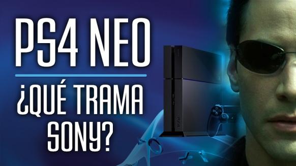 Reportaje de PlayStation 4 NEO: �Qu� trama Sony?