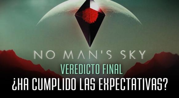 Reportaje de No Man's Sky - El Veredicto Final