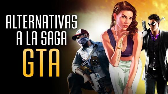 Reportaje de Alternativas a la Saga GTA