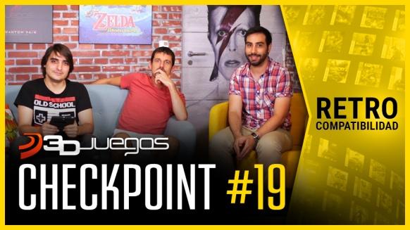 Reportaje de CHECKPOINT #19: Retrocompatibilidad: ¿Es importante hoy día?