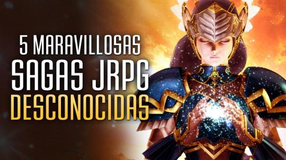 Reportaje de Maravillosas Sagas de juegos JRPG Desconocidas