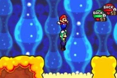 Mario & Luigi Viaje al Centro de Bowser DS