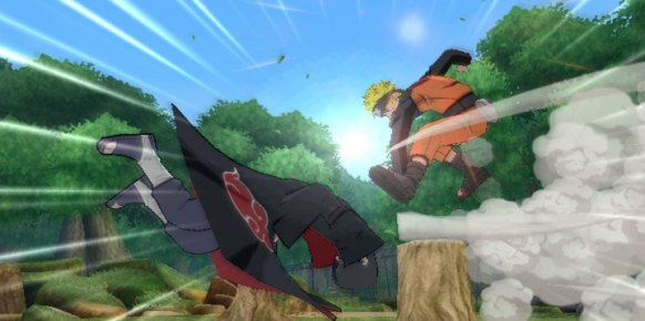 Naruto Shippuden 3 análisis
