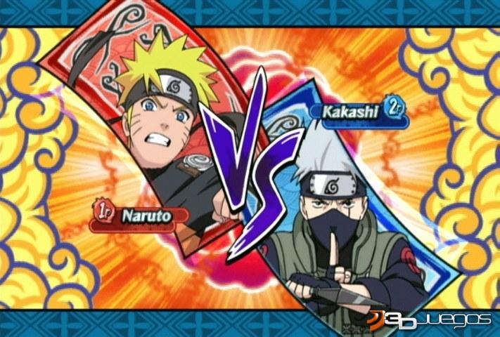 Naruto Shippuden 3 - Impresiones jugables