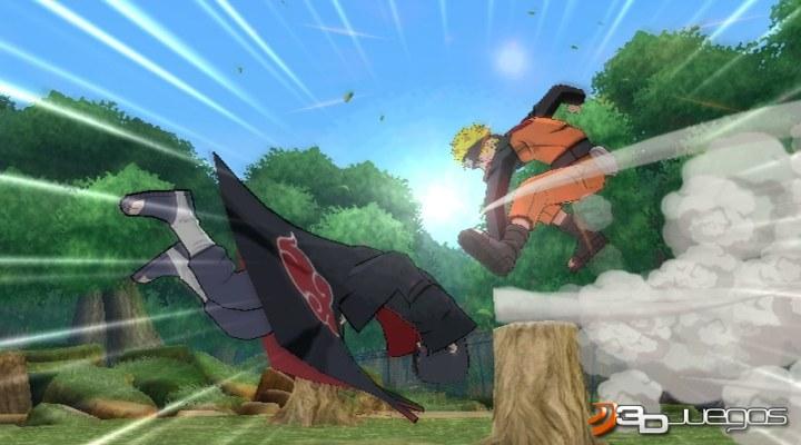 Naruto Shippuden 3 - An�lisis