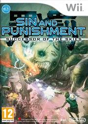 Carátula de Sin & Punishment Successor of Skies - Wii U