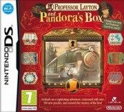 Carátula de Profesor Layton y la Caja de Pandora - DS