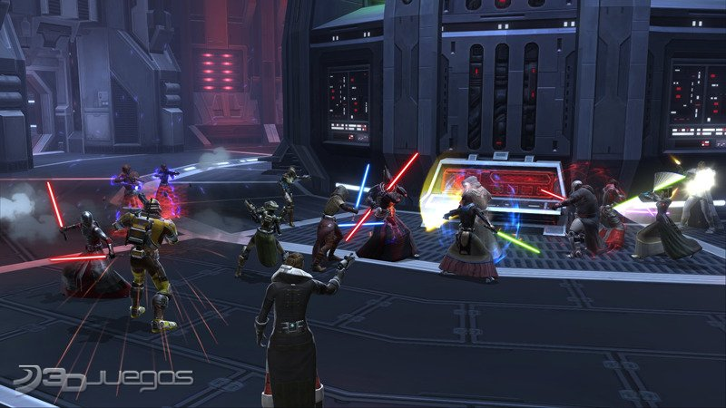 Star Wars The Old Republic - An�lisis