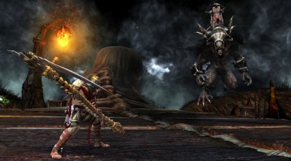 Dante's Inferno: Dante's Inferno: Impresiones jugables