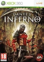 Carátula de Dante's Inferno - Xbox 360