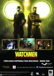 Carátula de Watchmen: The End is Nigh - PS3