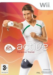 Carátula de EA Sports Active - Wii