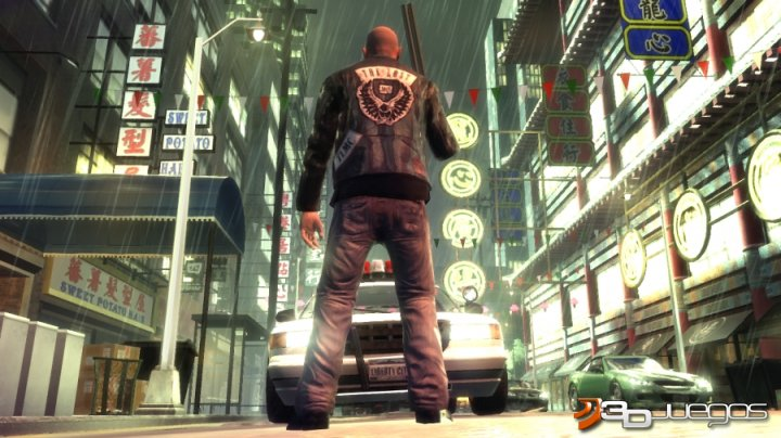 GTA IV The Lost and Damned - An�lisis